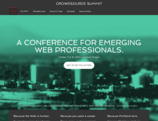 crowdsource.highedweb.org screenshot