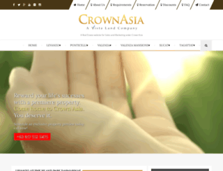 crownasiaphilippines.com screenshot