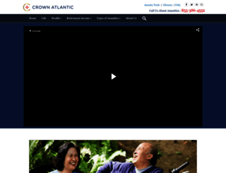 crownatlantic.com screenshot