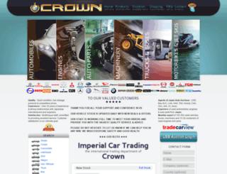 crownjp.com screenshot