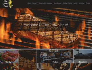crowsnest.com screenshot