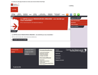 crpve91.fr screenshot