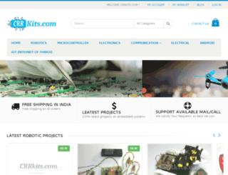 crrkits.com screenshot