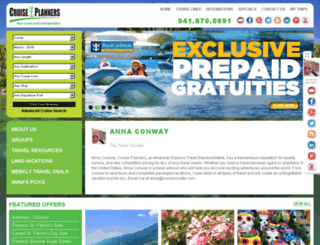 cruisescouter.com screenshot