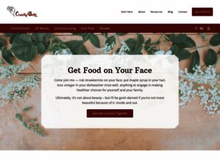 crunchybetty.com screenshot