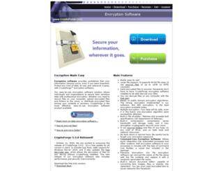 cryptoforge.com screenshot