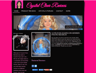 crystalclearreviews.webs.com screenshot