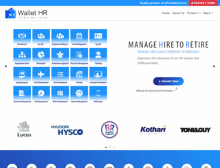 crystalhr.co.in screenshot