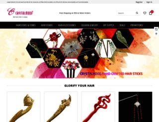 crystalmood.com screenshot