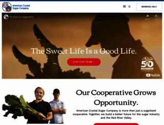crystalsugar.com screenshot