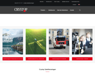 crystop.de screenshot
