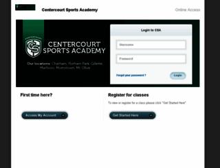 csa.clubautomation.com screenshot
