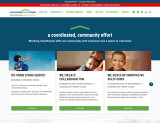 csb.org screenshot