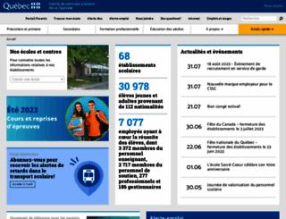 cscapitale.qc.ca screenshot