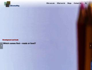 csdconsulting.net screenshot