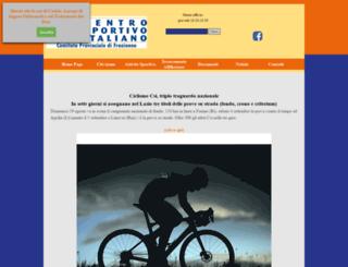 csi-fr.it screenshot