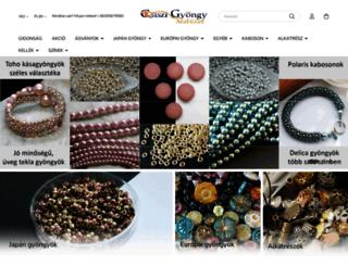 csiszi.com screenshot
