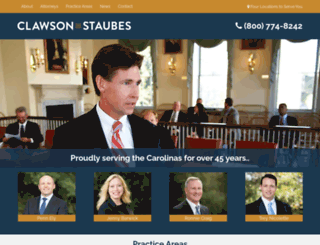 cslaw.com screenshot
