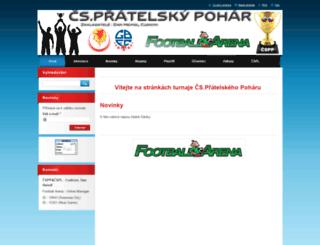 cspohar.webnode.cz screenshot