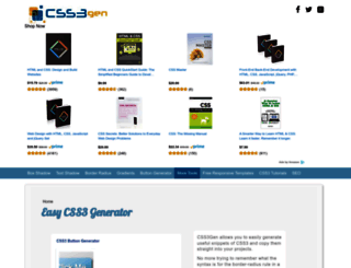 css3gen.com screenshot