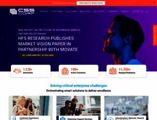 csscorp.com screenshot