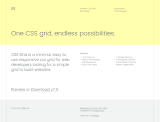 cssgrid.co screenshot
