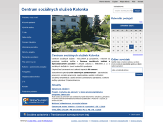csskolonka.sk screenshot