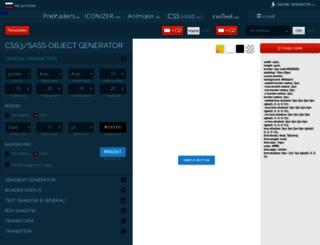 csstool.net screenshot