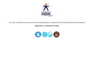 cst.org.br screenshot