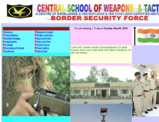 csw.bsf.gov.in screenshot