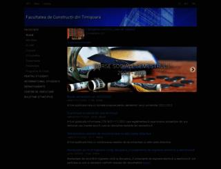 ct.upt.ro screenshot