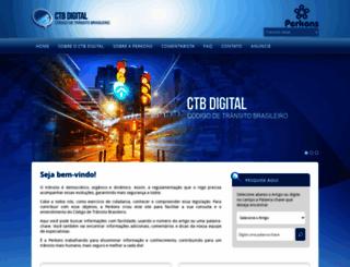 ctbdigital.com.br screenshot