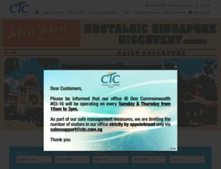 ctc.com.sg screenshot