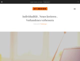 ctdesign.info screenshot
