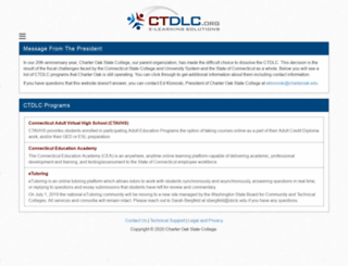 ctdlc.org screenshot