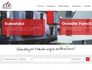cte-sa.pl screenshot