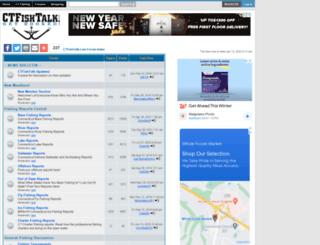 ctfishtalk.com screenshot