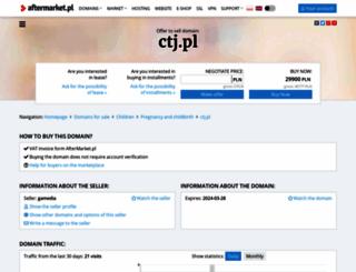 ctj.pl screenshot