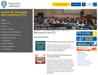 ctl2.uwindsor.ca screenshot