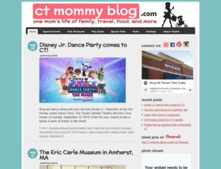 ctmommyblog.com screenshot