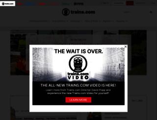 ctt.trains.com screenshot