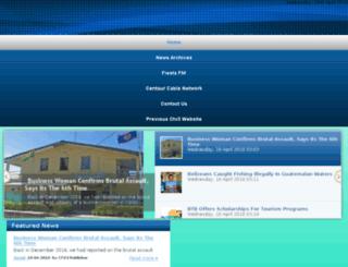 ctv3belizenews.com screenshot