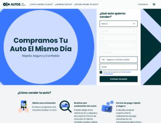 cuauhtemoc-distritofederal.olx.com.mx screenshot