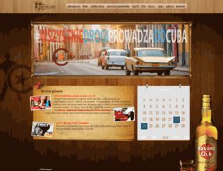 cuba-libre.pl screenshot