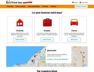 cubisima.com screenshot