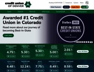 cudenver.com screenshot
