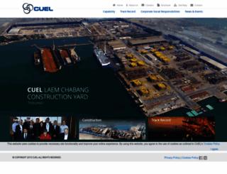 cuel.co.th screenshot