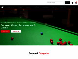 cuepower.co.uk screenshot