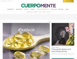 cuerpomente.es screenshot
