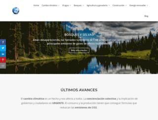 cuidatuplaneta.es screenshot